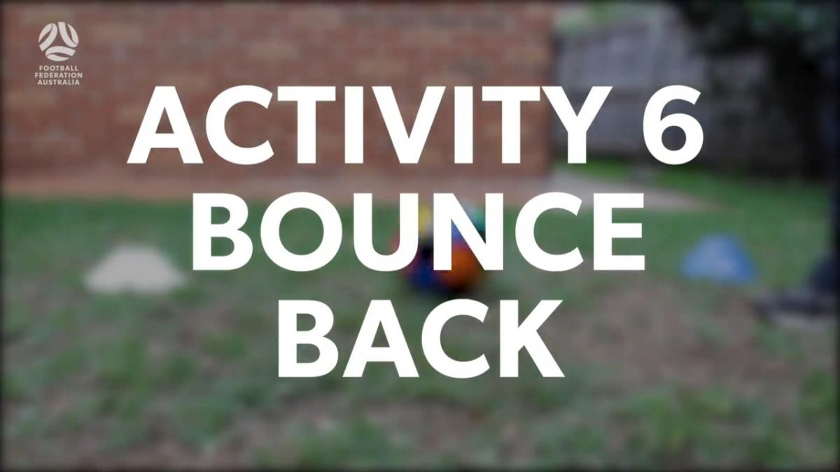 Walking Football - Challenge 6: Bounce Back