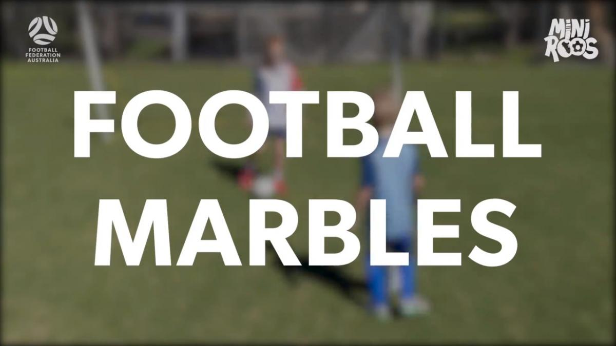 MiniRoos - Football Marbles