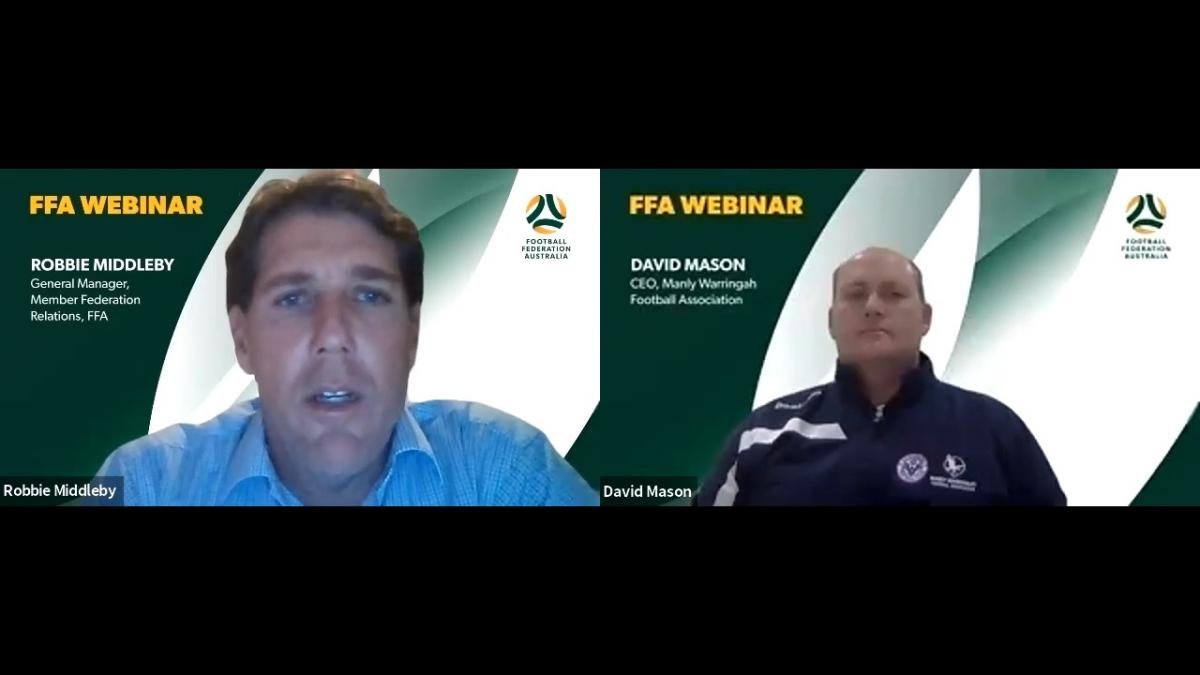 Keeping Australia's Football Family Connected, Engaged, & Ready for Relaunch