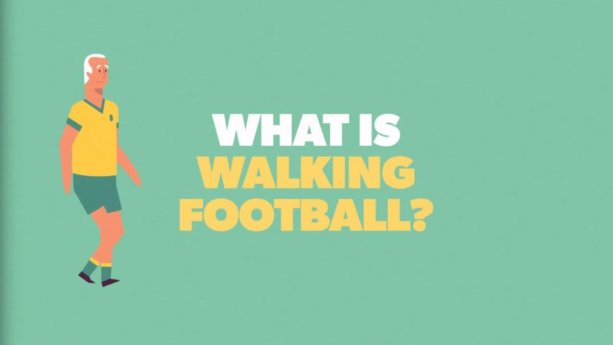 FFA Walking Football [TEASER]