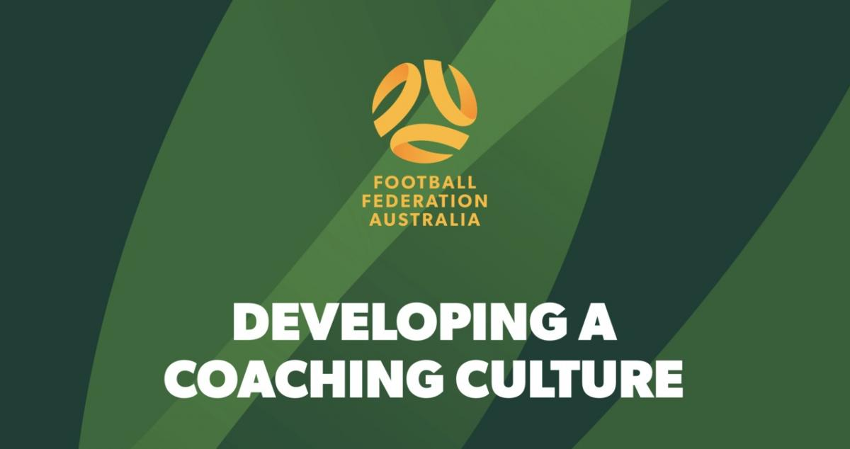 Developing a Coaching Culture