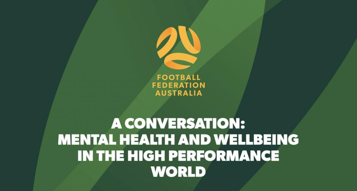 A Conversation: Mental Health and Wellbeing in the High Performance World