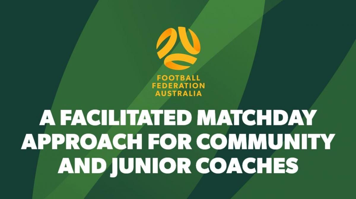 A Facilitated Match Day Approach for Community and Junior Coaches