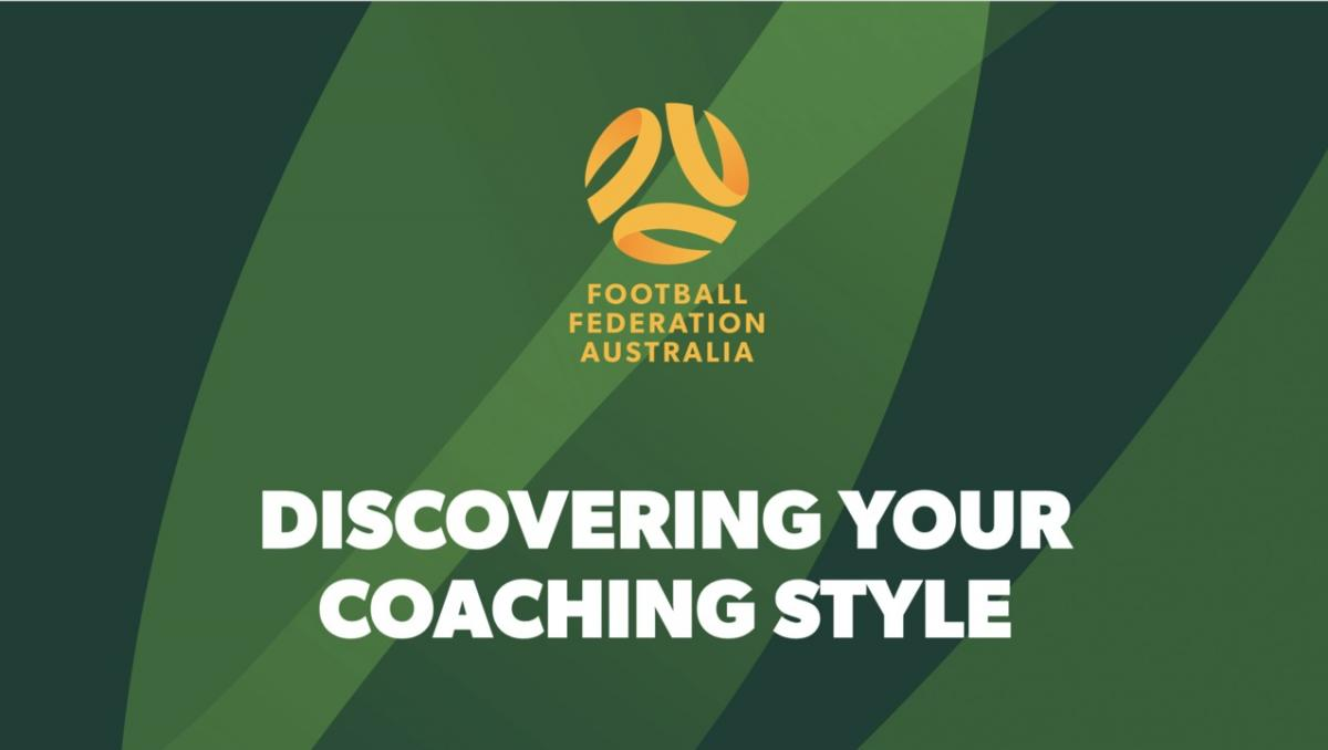 Discovering your Coaching Style