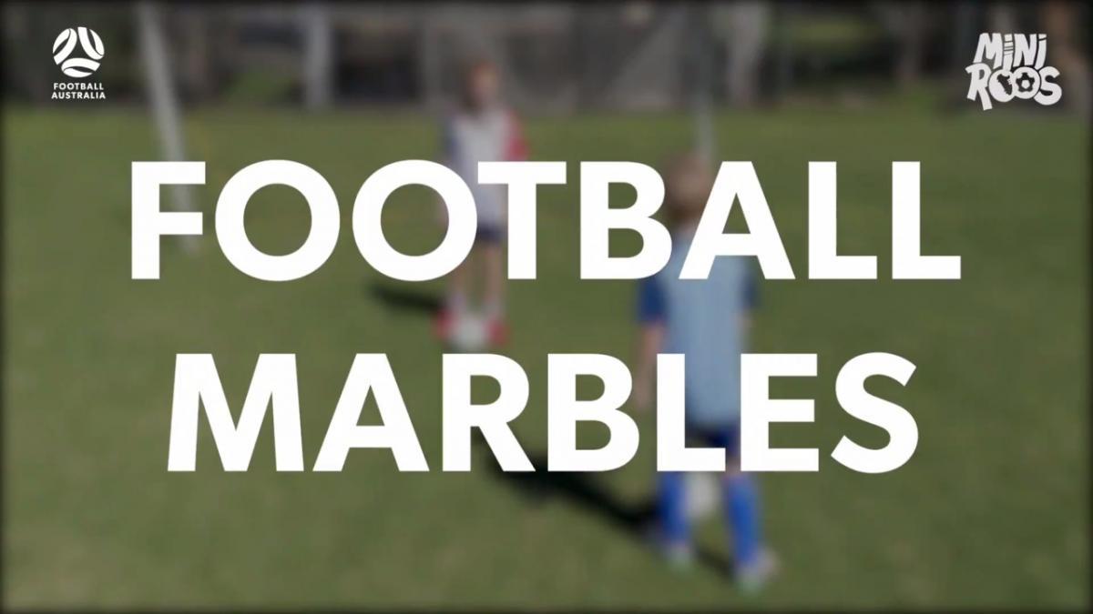 MiniRoos - Football Marbles