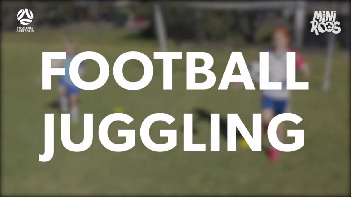 MiniRoos - Football Juggling