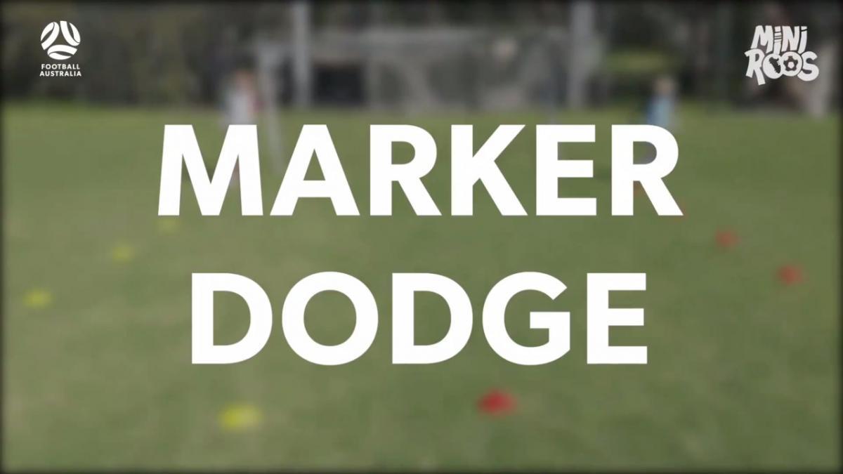 MiniRoos - Marker Dodge