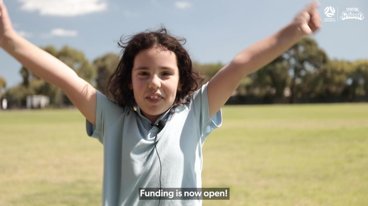 Funding is now open
