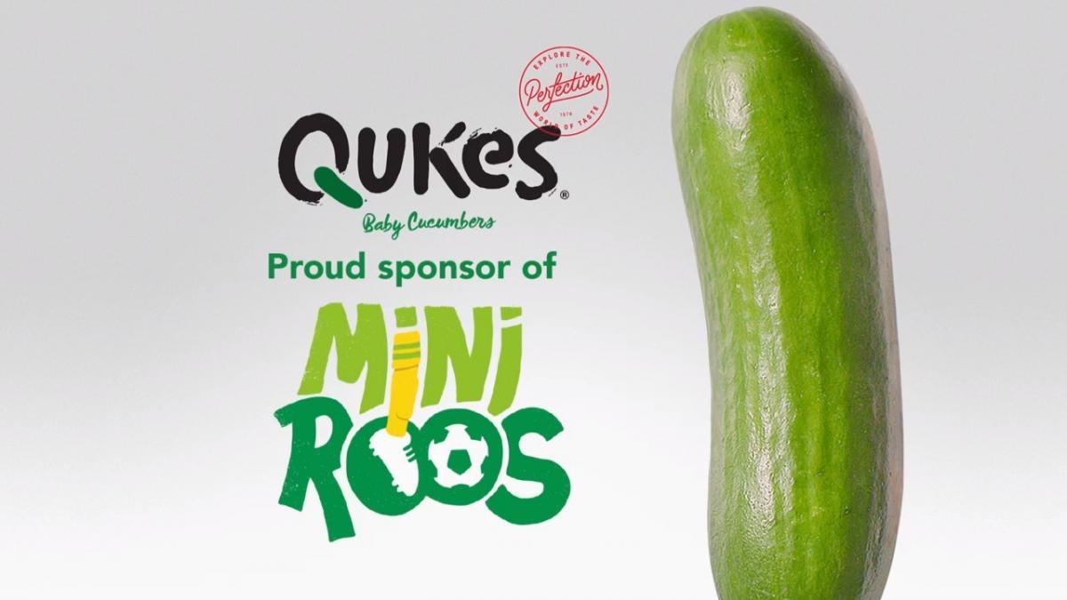 Qukes® Baby Cucumbers x MiniRoos partnership