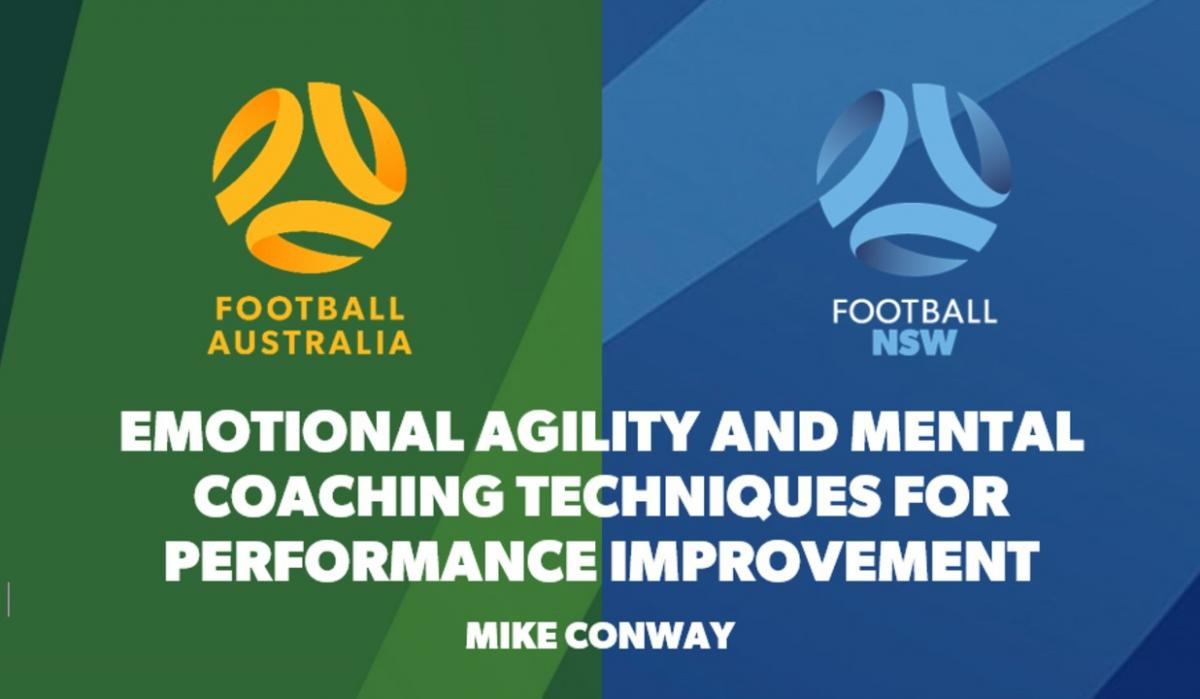 Emotional Agility and Mental Coaching Techniques for Performance Improvement
