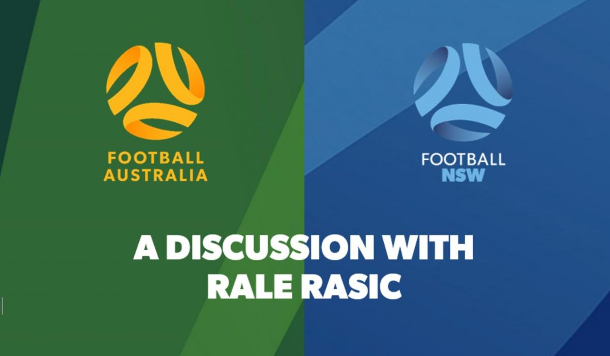 A Discussion with Rale Rasic