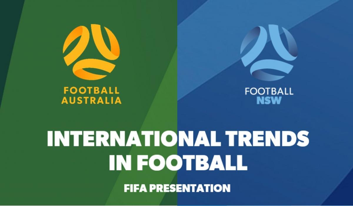 FIFA International Trends of the Game