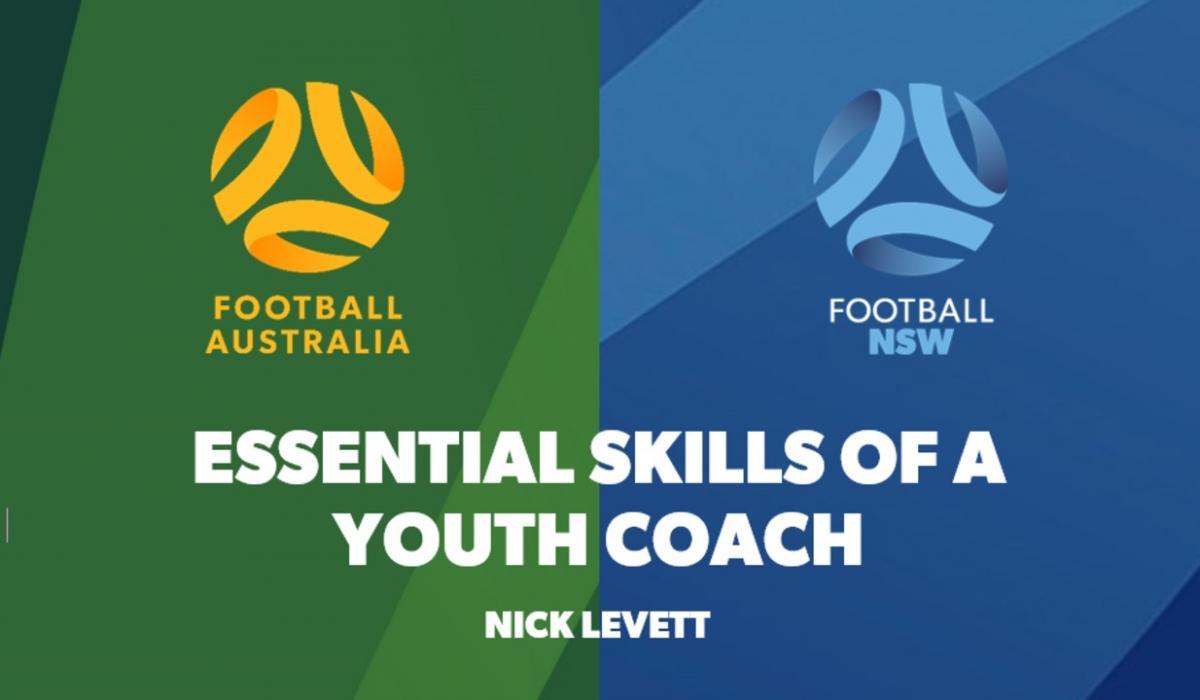 Essential Skills of a Youth Coach