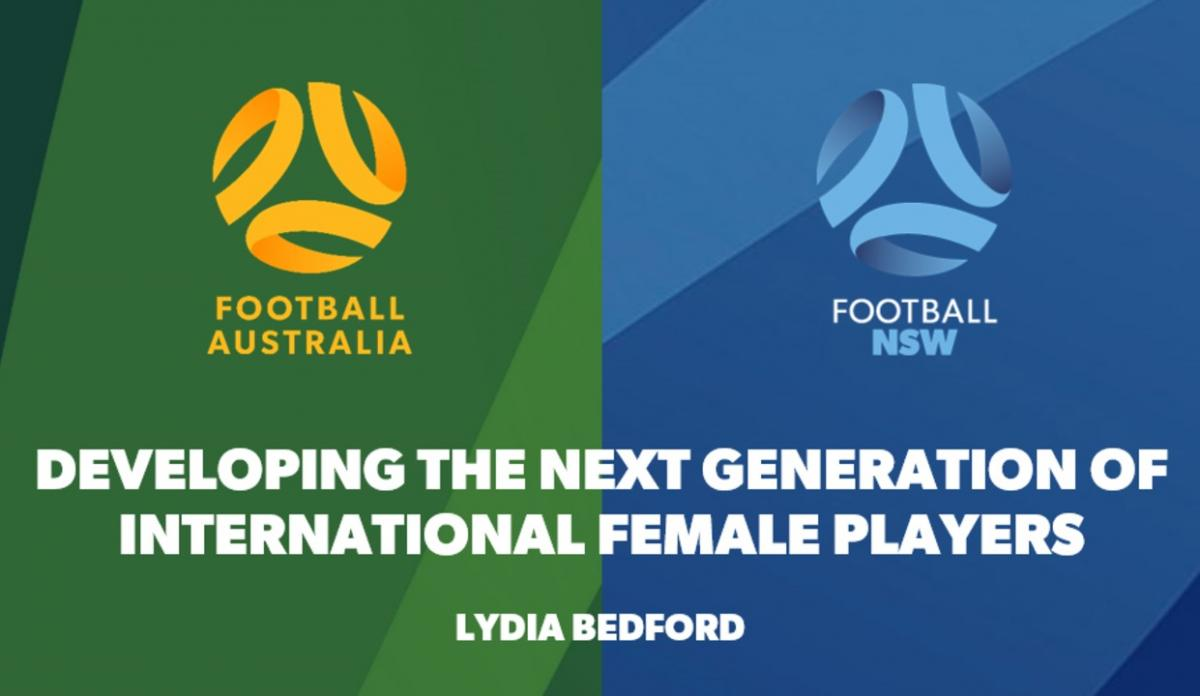 Developing the Next Generation of International Female Players