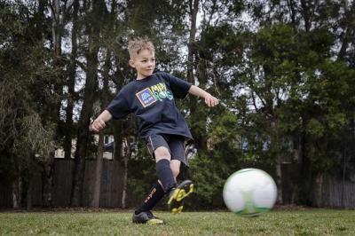 MiniRoos Boy kick
