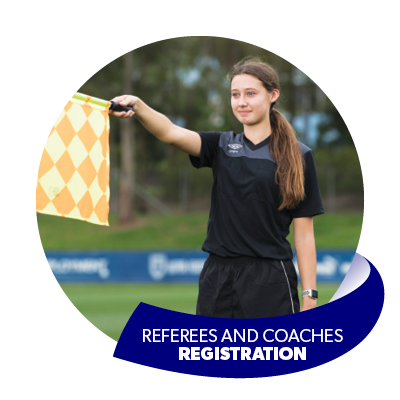 Coaches, Referees & Volunteers