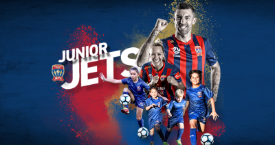 Junior Jets - Newcastle Jets FC