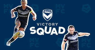 Melbourne Victory - Victory Squad