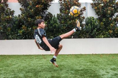 Skill Moves - Ronaldo Chop