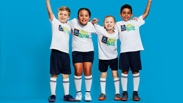 Announcing the ALDI MiniRoos 'Dream Team'