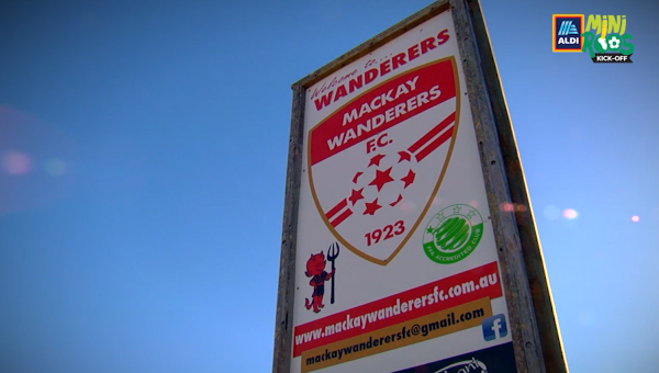 Mackay Wanderers win Archie visit