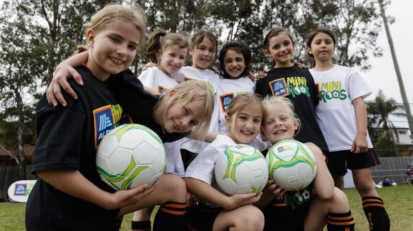 ALDI MiniRoos National Forum to focus on female football participation