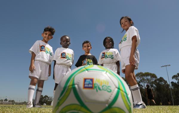 Australia recognised as the benchmark for grassroots football across Asia