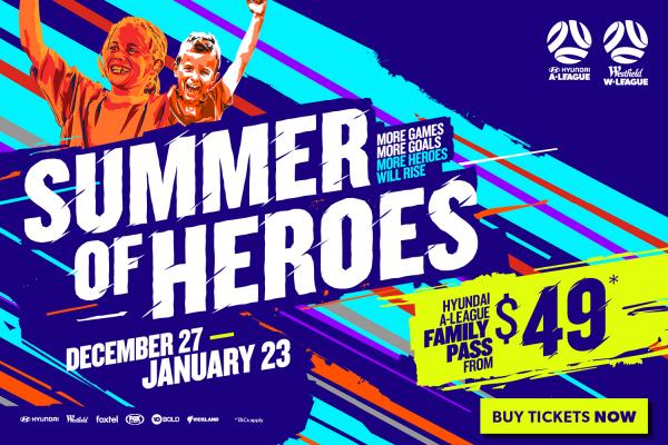 FFA launches the Summer of Heroes