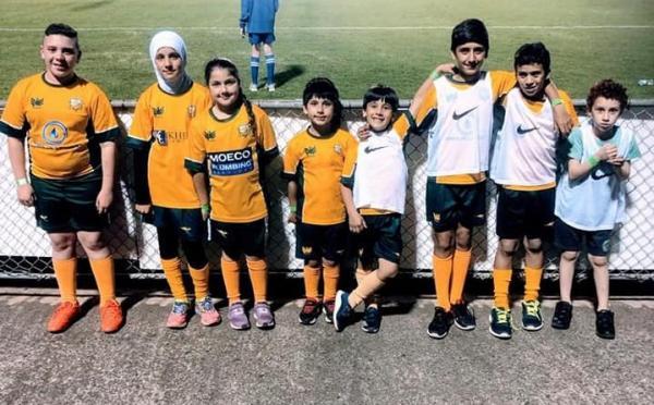 Lakemba Sports Club's new identity thanks to ALDI MiniRoos