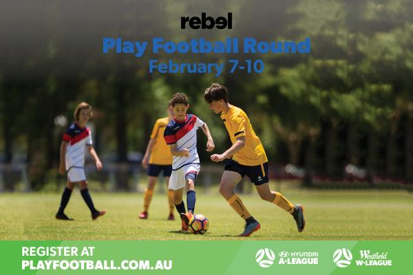 rebel Play Football Round to be celebrated this weekend