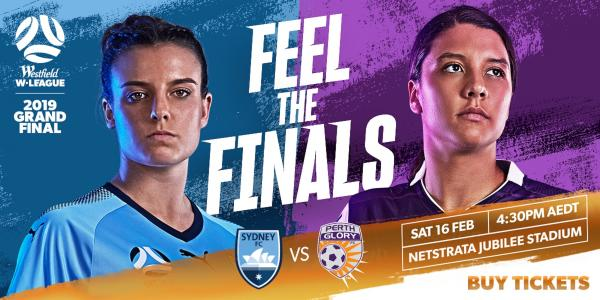 Sydney FC to host Westfield W-League 2019 Grand Final