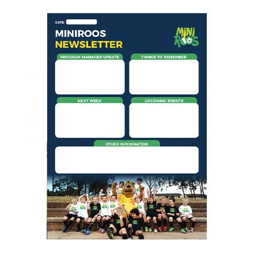 MiniRoos-Newsletter-Template
