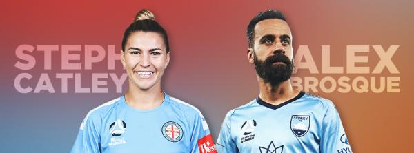Catley and Brosque