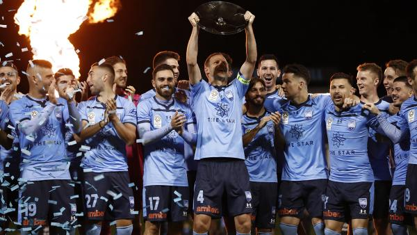 Sydney FC - Hyundai A-League 2019/20 Premiers