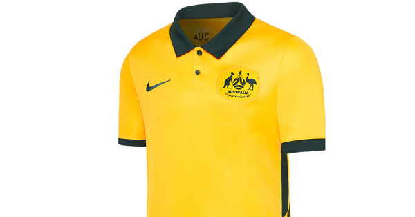 New Socceroos & Westfield Matildas home jerseys now available for kids